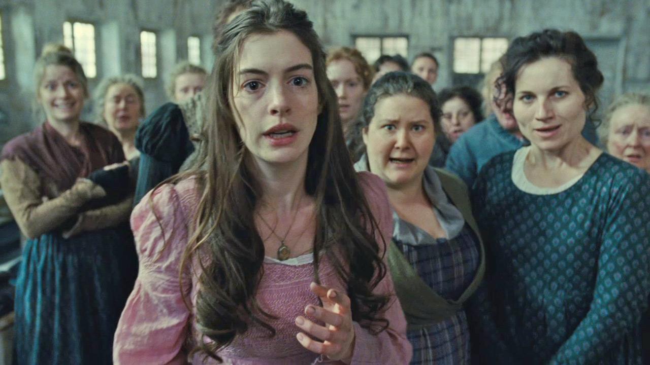 レ・ミゼラブル2012映画のファンティーヌの画像