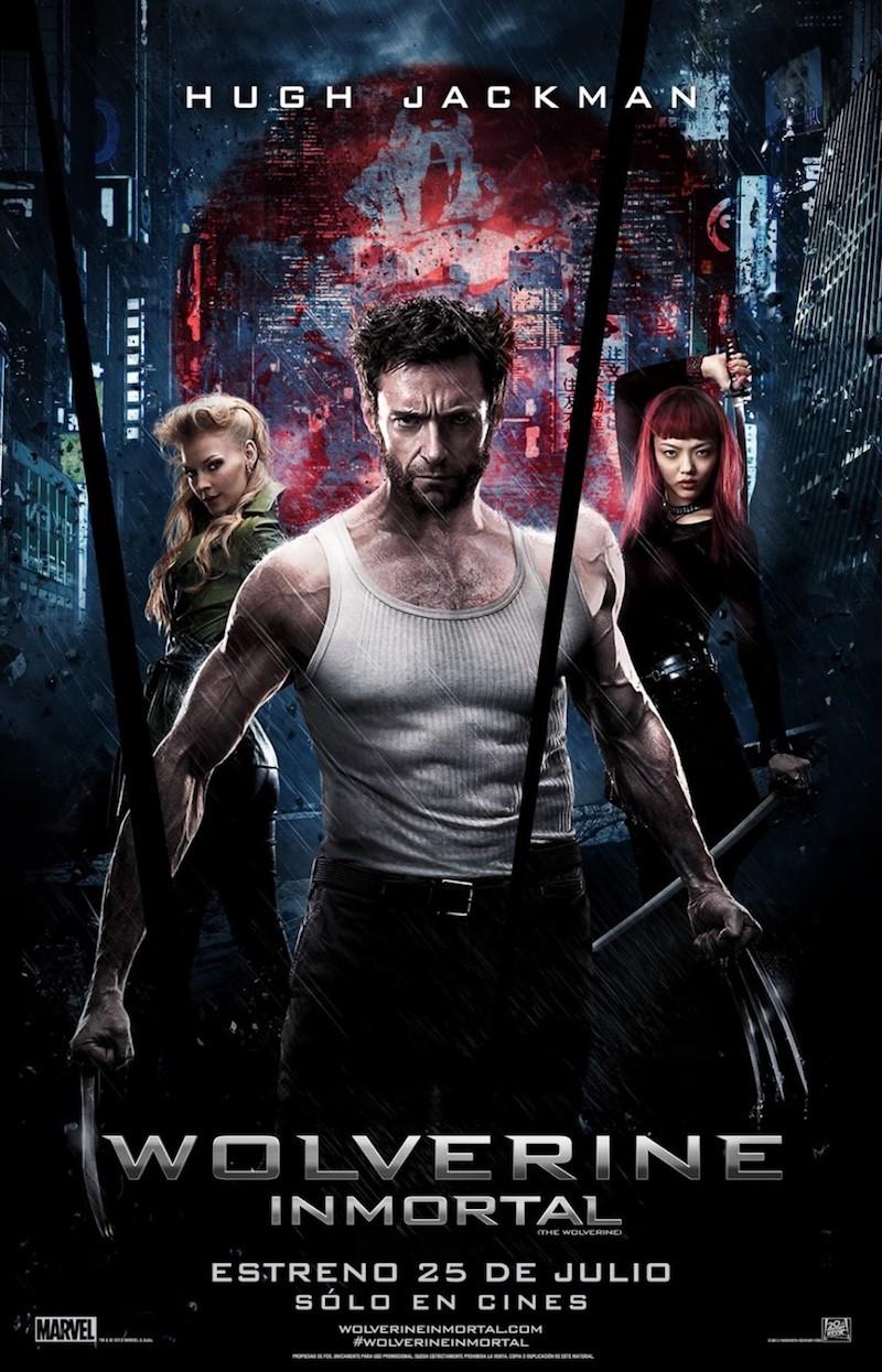 X-MENスピンオフ映画ウルヴァリン2の登場人物と画像